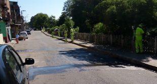 Prefeitura de Cotia executa serviços de limpeza, roçagem, desobstrução de galerias e zeladoria