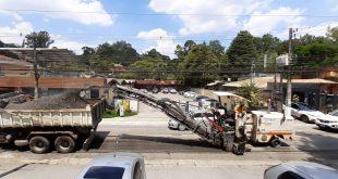 Rua José Felix de Oliveira ficará interditada para obras de pavimentação