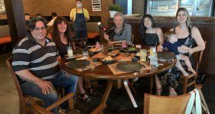 CARNE Restaurante recebe o Granja News para a primeira comemoração dos 11 anos de jornal