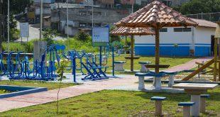 Prefeitura de Cotia cria áreas de lazer e esporte com infraestrutura completa