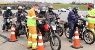 CCR RodoAnel promove 14 campanhas  para orientação de motociclistas em janeiro