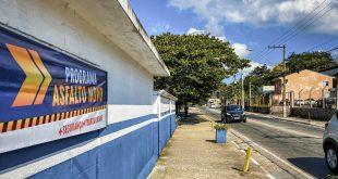 Diversos bairros de Cotia recebem nova fase do Programa Asfalto Novo