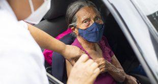 Cotia/SP – Dia 02/03 tem vacinação contra Covid-19 para idosos com idade a partir de 80 anos completos