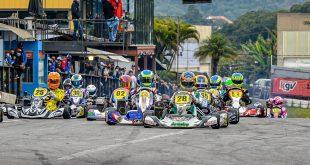 Copa São Paulo de Kart Granja Viana registra bons grids e provas emocionantes na 4ª etapa