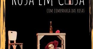 'Rosa em Casa' estreia com apresentação para alunos da E.M Chácara Cantagalo, em Cotia
