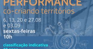 Oficina 'Corpo em Performance' tem inscrições abertas