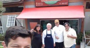 Jornal Granja News é convidado para conhecer o Restaurante Mombuka